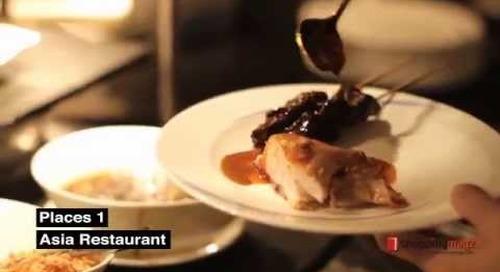 Asia Restaurant at Ritz-Carlton Jakarta, Mega Kuningan