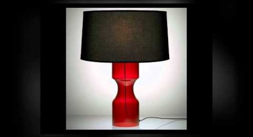 Niche Modern Handmade Glass Lighting Spotlight