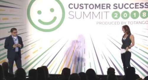 Customer Success in IoT/XaaS - Customer Success Summit 2018
