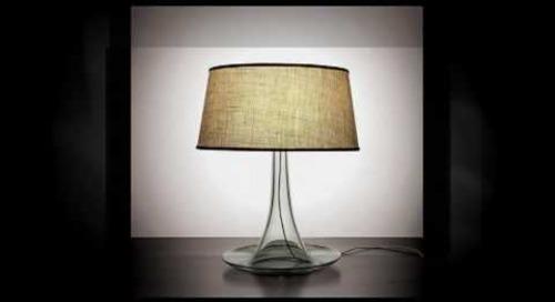 Handmade Modern Table Lamps