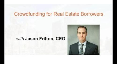 Real Estate Crowdfunding Webinar & Borrower Handbook