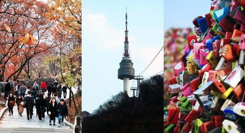 [KOREA] N SEOUL TOWER (남산서울타워) – Travel Diary