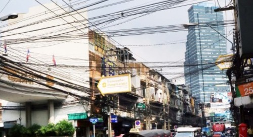 [THAILAND] LOCAL DAILY LIFE & CULTURAL DIVERSITY IN CHAROEN KRUNG BANGRAK – Travel Diary