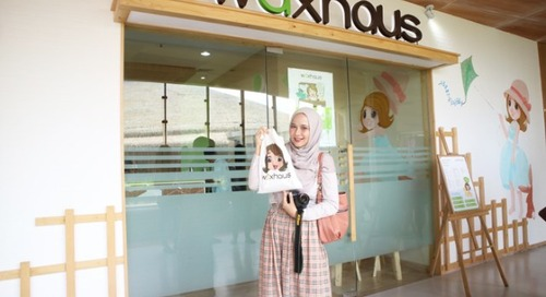 PENGALAMAN WAXING & THREADING DI WAXHAUS