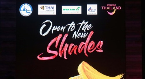 [THAILAND] AMAZING THAILAND TOURISM YEAR 2018 – Open to the New Shades of Thailand