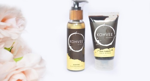 REVIEW KOHVEE STORY