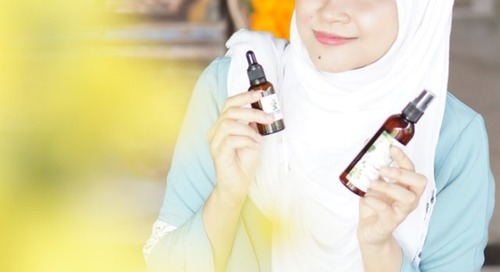 NEW YEAR DIY SKINCARE WITH UTAMA SPICE