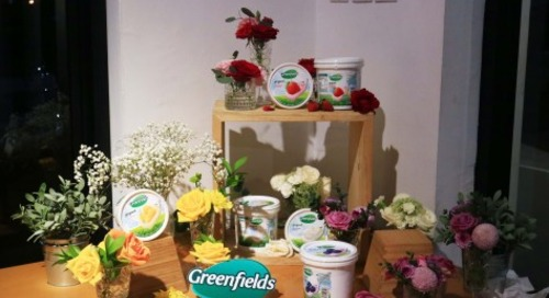 [NEW] GREENFIELDS YOGURT LAUNCHING