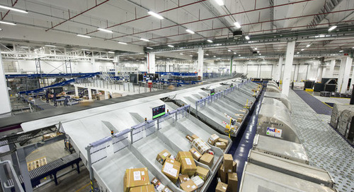 FedEx South European Gateway Opens Up