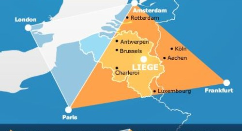 Liege Airport Set to Become Alibaba's European Hub