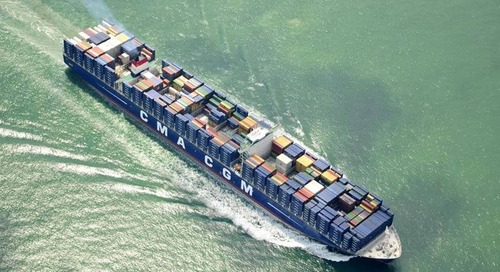 CMA CGM to Buy Finland's Containerships