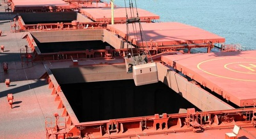 Baltic Index Rises on Higher Large Vessel Rates