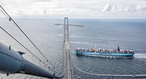 Maersk Line Introduces Bunker Surcharge