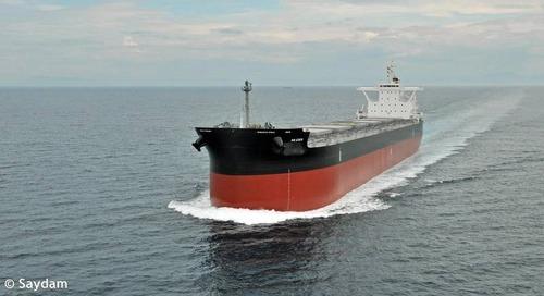 Fifth US Sorghum Vessel Heads to Spain