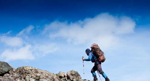 Mendaki Gunung Saat Puasa, Mengapa Tidak?