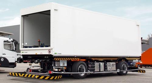 Smart Air Cargo Trailer: Kamag an Forschungsprojekt beteiligt