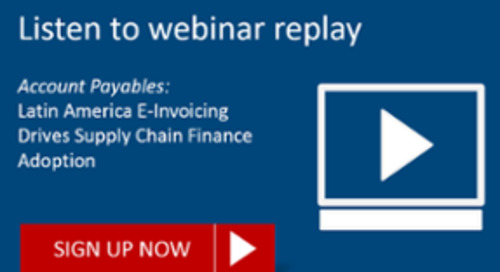 [REPLAY] How Can Latin America Tax Reporting Lower AP Costs & Free Up Cash Flow?