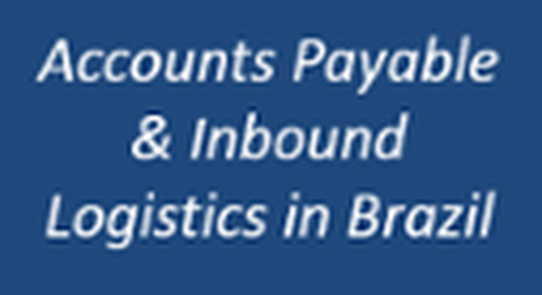 Inbound Logistics in Brazil: How One Company Reduced Costs 70%