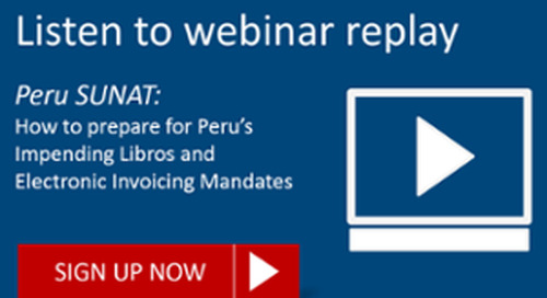[REPLAY] How to Prepare for Peru's Impending Mandates
