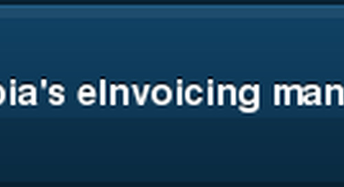 [REPLAY] Colombia eInvoicing Mandates