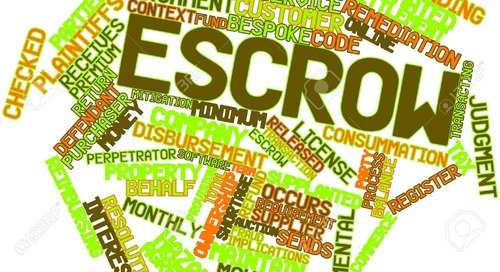 Understanding Common Real Estate Escrow Terms
