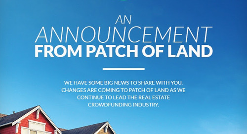 An Announcement from Patch of Land