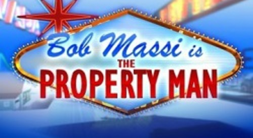 Patch of Land on Bob Massi is The Property Man