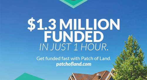 $1.3 Million Funded in 1 Hour