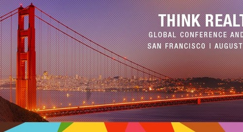 Patch of Land is a Proud Sponsor of Think Realty Global Conference & Expo 2016