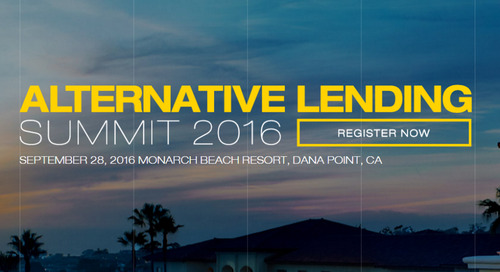 Patch of Land CEO at Alternative Lending Summit 2016