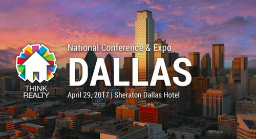 Patch of Land is a Proud Sponsor of Think Realty National Conference & Expo Dallas