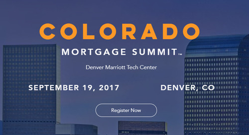 Patch of Land to Attend the Colorado Mortgage Summit