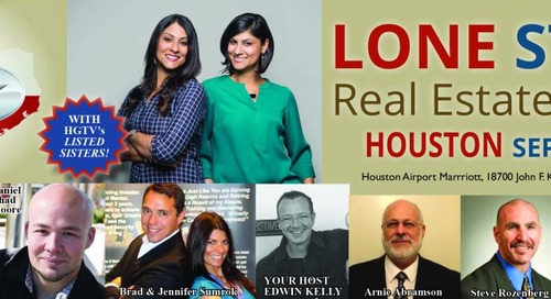 Patch of Land to Attend Realty411's Lone Star Real Estate Expo in Houston