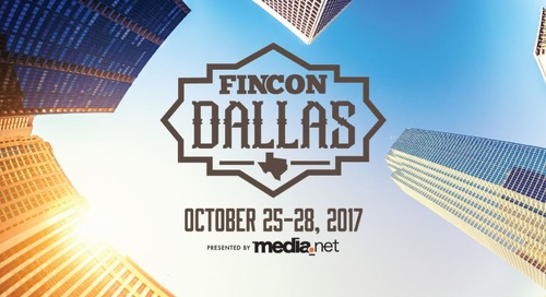 Patch of Land to Attend FinCon 2017 in Dallas