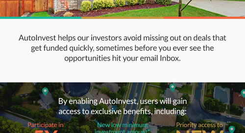 New AutoInvest Feature Enhances Patch of Land Real Estate Investing Platform