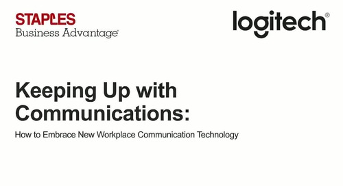Webinar: How to Embrace New Workplace Communication Technology