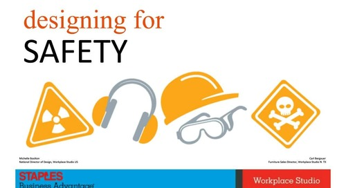 Webinar: Designing for Safety