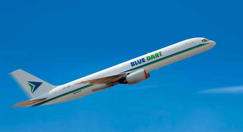 Blue Dart launches new Chennai aviation hub