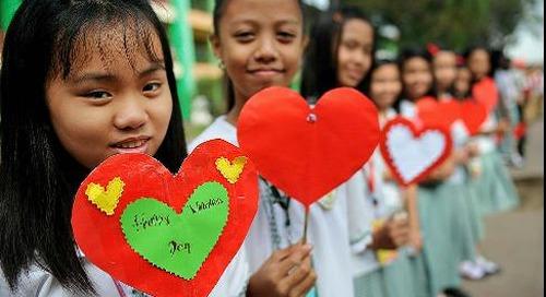 Yuk, Simak 10 Tradisi Merayakan Valentine di Berbagai Negara