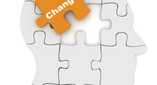 Change is the Rule, Not the Exception: Say goodbye to your old perceptions of change management