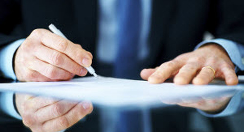 Have You Signed The Leadership Contract?