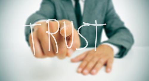 Counter-Intuitive Advice on Building Trust
