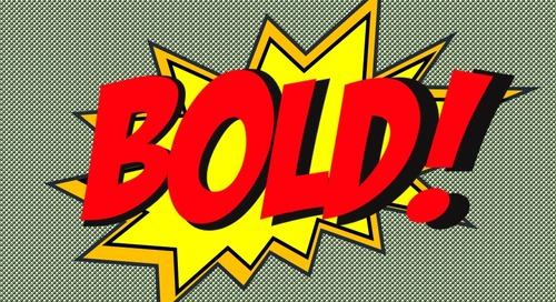 Gut Check: Are You A Bold Leader?