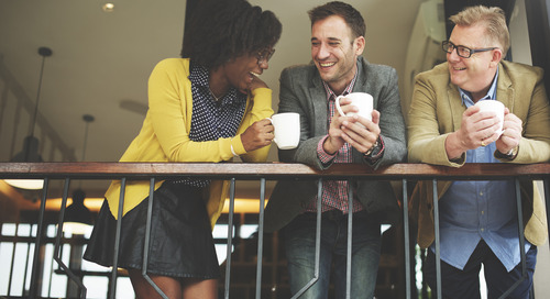 Coffee and Lunch Are The Secret To Being A Better Leader