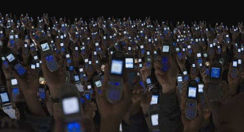 The Rise of Mobile Information Technology