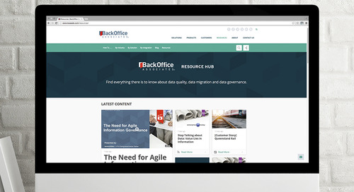 Learn, Share and Connect: The BackOffice Resource Hub