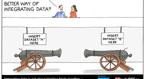 What is the best way for your organization to integrate data?