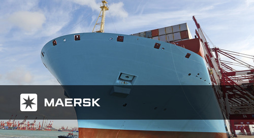 [Customer Story] Maersk