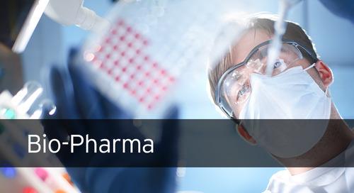 [Customer Story] Fortune 500 Bio-Pharmaceutical