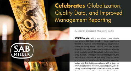 [Customer Story] SABMiller